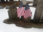One of my Revolutionary War ancestors buried in the Hickory Grove Cemetary